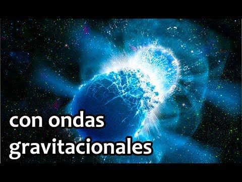 Detectada la primera colisión de dos estrellas de neutrones | Noticias 23/10/2017
