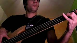 Fretless Bass Improvisation -  Clumsy Dreamers