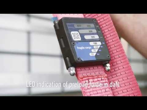 iGurt: BPW makes cargo restraints intelligent