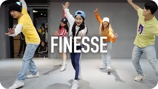 Finesse (Remix) - Bruno Mars ft. Cardi B / Minyoung Park Choreography
