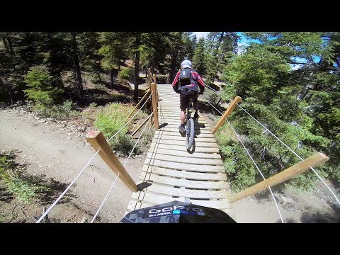GoPro Awards: Big Bear MTB Crash