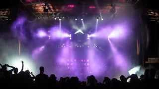 The Glitch Mob - Seven Nation Army Remix Live at Red Rocks