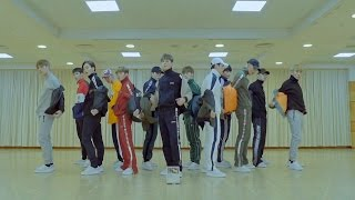 SEVENTEEN 'BOOMBOOM' Front & Rear view Choreography (세븐틴, 붐붐) [통통영상]