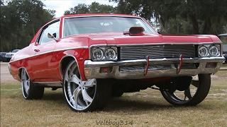"""Veltboy314 - 1970 Chevy Impala On 26"""" Amani Forged Wheels"""