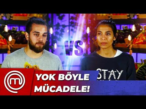 Batuhan VS. Cemre - Cemre'nin En Zor Yarışı | MasterChef Türkiye