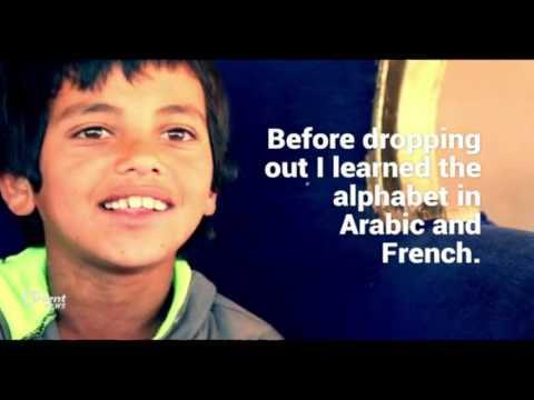 """""""تخيل مدرسة""""وثائقي يصور معاناة الأطفال السوريين في التعليم بلبنان"""