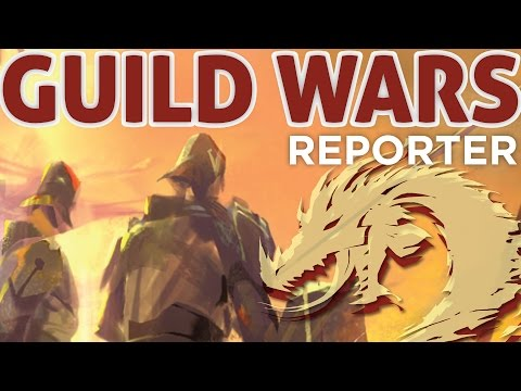 Guild Wars Reporter Annual Bloopers 2016