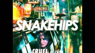 Snakehips Ft Zayn-Cruel (Braxton Remixx)