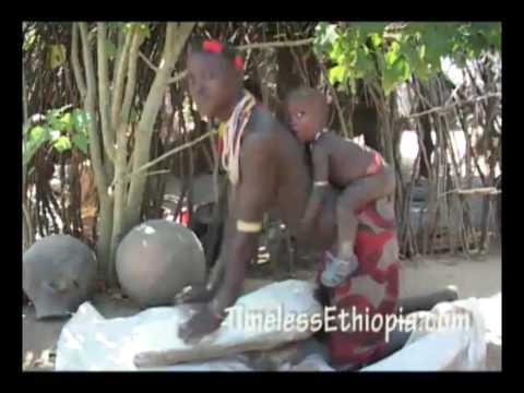 Ethiopia – South Omo Tribes