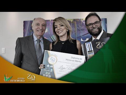 Entrevista com Vice presidente da Rodopoulos CCV Lígia Meirelles | Jornalista Paulo Fayad thumbnail