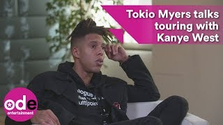 Tokio Myers surprised by no alcohol on tour with Kanye West