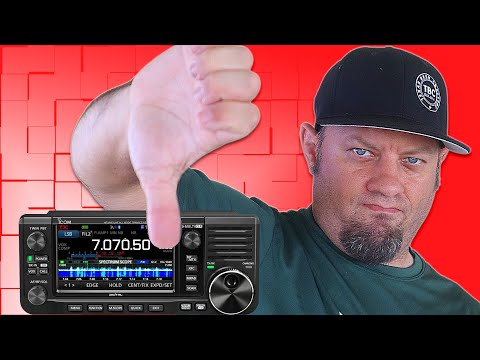 Why You Should NOT Buy an Icom IC-705! - Icom IC-705 News