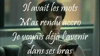 sheryfa luna- il avait les mots - lyrics