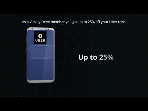 What Rewards can I earn with Vitality Drive?