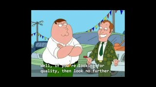 Family Guy - Did I Mention the Tank is a Tank