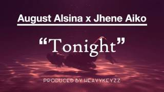 "*SOLD* August Alsina Type Beat 2016 x Jhene Aiko ""Tonight"" (Prod. HeavyKeyzz)"