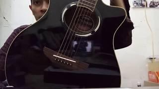 Tes Gitar Baru YAMAHA APX 500 II