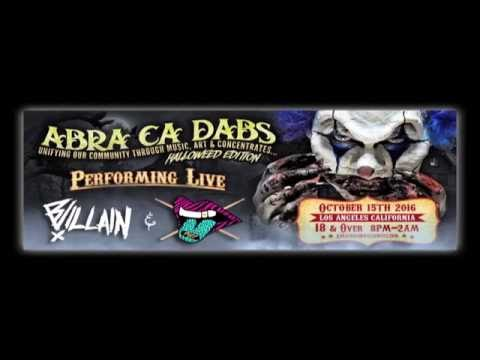 BVillain X Don Dizzle Jam Session for Abra Ca Dabs Festival 10.15.16