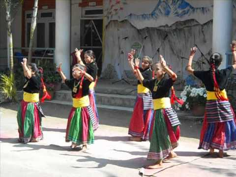Nepal pokhara dance sam's house