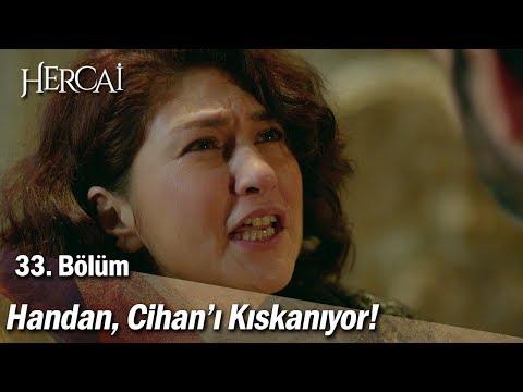 Handan, Cihan'ı kıskanıyor! - Hercai 33. Bölüm