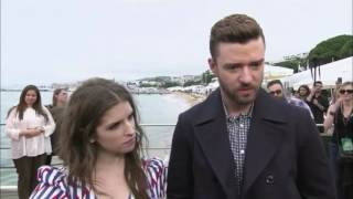 Justin Timberlake - Talking About Eurovision Song Contest 2016