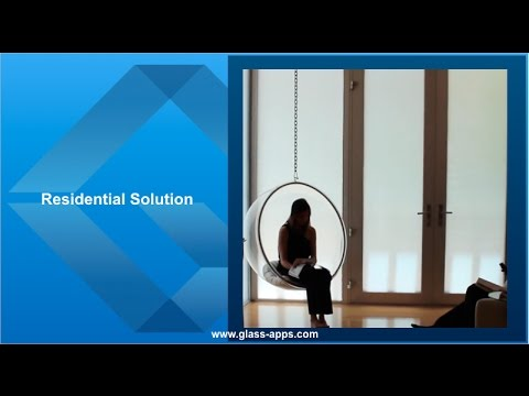 Glass Apps® Residential Solution