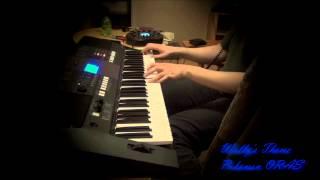 Undercover: Pokemon ORAS Wally's Theme on piano.