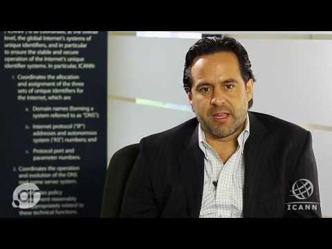 Entrevista de NIC Argentina a Rodrigo de la Parra - ICANN 48