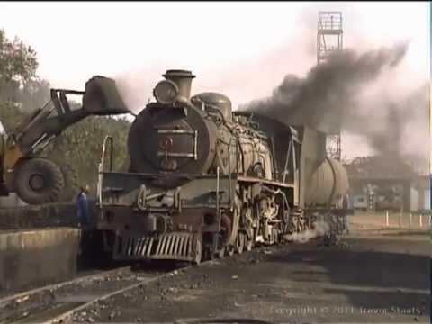African Steam: Selebi Phikwe, Botswana 1998