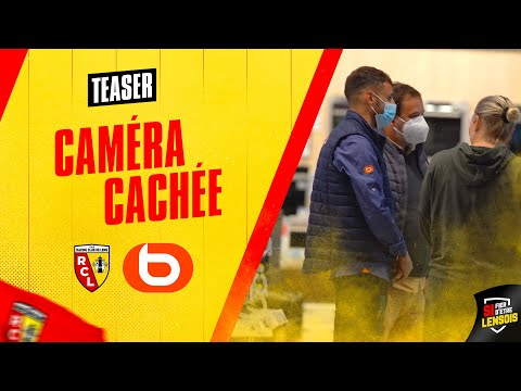vidéo RC Lens 20/10/2021