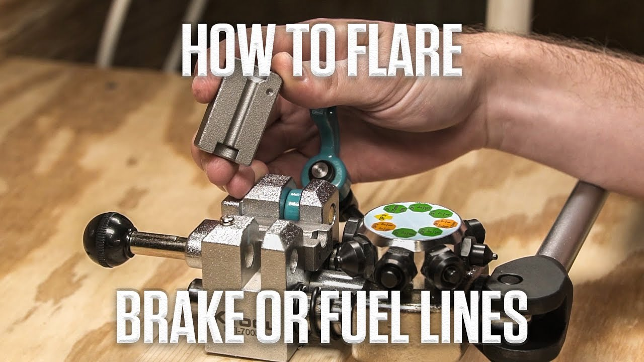 DIY: Flaring Brake and Fuel Hardlines thumbnail