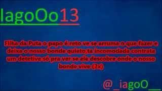 Mc Smith Deixa Nosso Bonde Quieto  DJ Corvina - Com a Letra - 2013