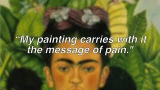 intro to frida kahlo for kids