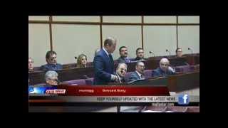 Tista' ma taqbilx magħna iżda tista' taħdem magħna - Joseph Muscat