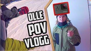 Rackartygarna - Olle POV Vlogg från idre