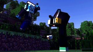 [Minecraft] PVP  ตอนที่ 7  สรุปมาPVPหรือมายิงธนู