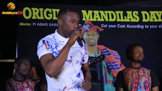 FUJI ARTISTE, MALAIKA'S PERFORMANCE AT MANDILAS DAY (Nigerian Music & Entertainment) width=