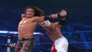 John Morisson vs Rey Mysterio 4 September 2009(Best Moves)HD