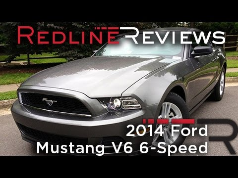 2014 Ford Mustang V6 6-Speed Review Walkaround Exhaust u0026 Test Drive & Yorkdale Ford - Where Everybody Shops And Saves! - Ford Dealer in ... markmcfarlin.com