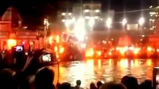 Ganga Maiyya Evening Aarti live broadcast 20/09/2016 : MP TubeCast