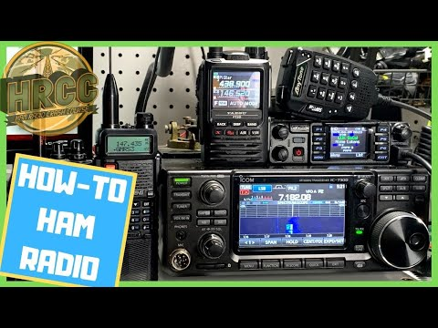 Setting Up Your Ham Radio Station!