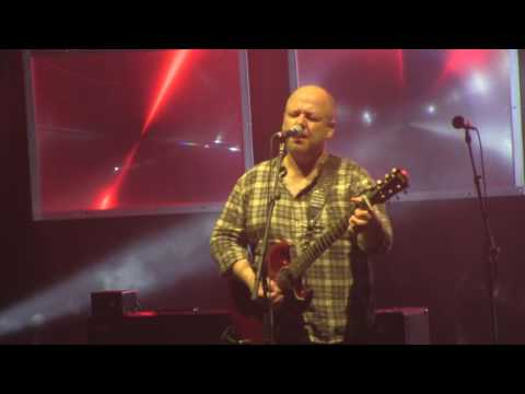PIXIES - The Sad Punk - The Orpheum Theater - Boston - 1/18/14
