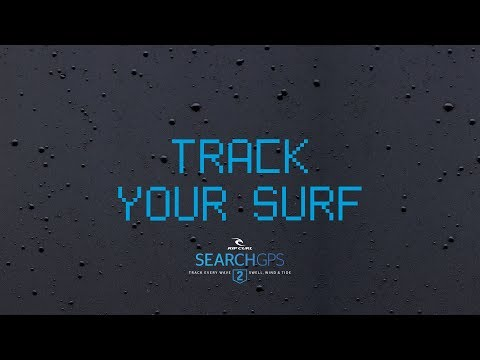 Track Your Surf | Rip Curl's SearchGPS 2 Surf Watch