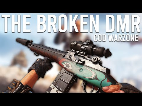 WTFF::: Call of Duty: Warzone Players Are Hoping for DMR Nerfs After Black Ops Integration