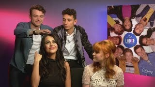 The Lodge cast play 'who would you call...?'