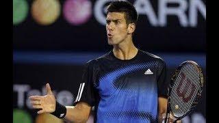 Tennis Fights 4