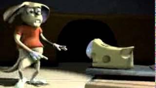 vídeos engraçados - ratinho dançando e cantando-ratinho sexi 3d animation-funny-pixar.mpeg