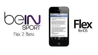 Watching BeIN Sport Cracked 2014 | iPhone - iPad