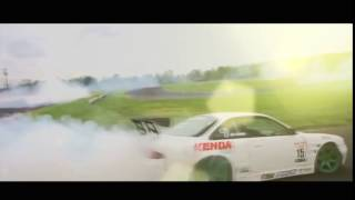 Drifting car intro template?! This could be sick!