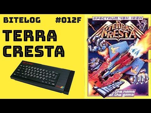 BITeLog 012F: Terra Cresta (ZX SPECTRUM) LONGPLAY